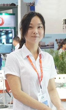网络营销部Lina